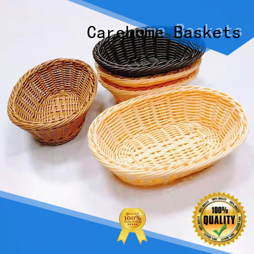 Carehome microwave safety wooden bread basket manufacturer for sale
