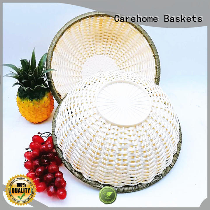 Carehome non-toxic restaurant basket supplier for supermarket
