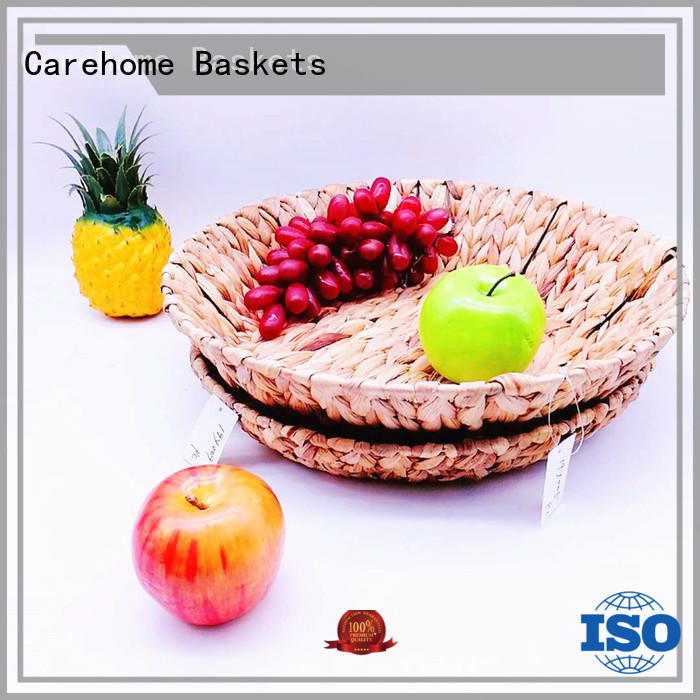 Carehome graceful decorative baskets with high quality for supermarket