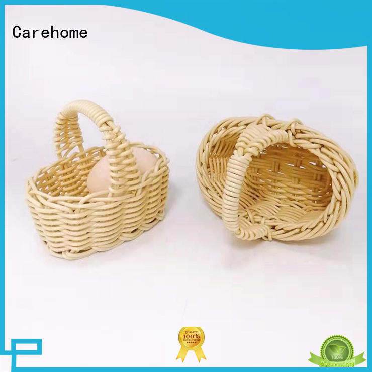 Carehome rattan wooden bread basket wholesale for sale